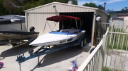 Speed boat Seymour Mitchell Area Preview
