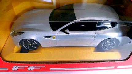 Radio-controlled Ferrari FF model car
