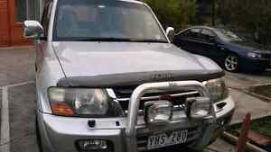 Mitsubishi pajero exceed 2001 for urgent sale Clayton Monash Area Preview