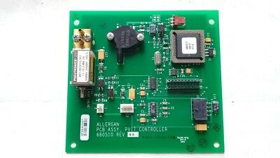 New Allergan 680510 Rev 6a Pcb Assy Pvit Controller