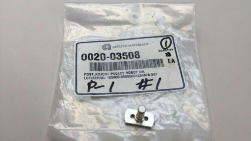 Applied Materials 0020-03508 Post Robot Drive Adjustable Pulley