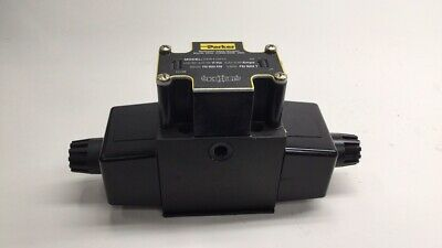 Parker D3w4cnyk Used Directional Control Valve