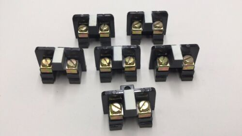 Allen Bradley F-16673 Used Terminal Anchor Block F16673 (Pack Of 6)