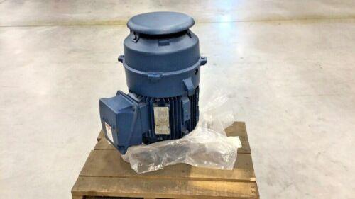 Siemens VPH 8025 Electric Motor 1LA02134NE2B 7.5hp 1800rpm 230/460V 3ph RGZVESO