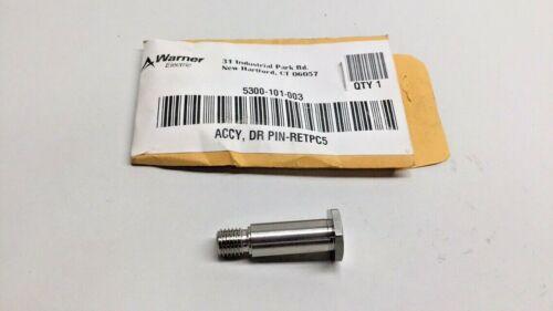 Warner 5300-101-003 Drive Pin 5300101003
