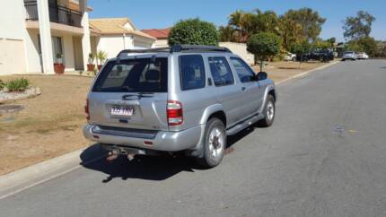 2002 Nissan Pathfinder Wagon 142000!!KMS for $4500,-