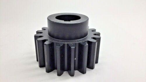 "RMC 52848.560.043 Pinion Gear 17T 1-3/8"" Bore Keyed Schenck Rotec"