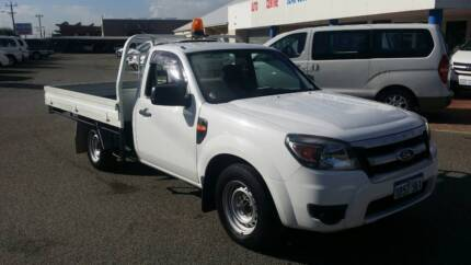 FORD RANGER CAB CHASIS TURBO DIESEL 5 SPEED Malaga Swan Area Preview