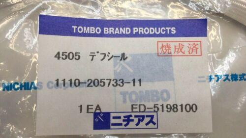 Tombo 1110-205733-11 Tokyo Electron Type Thermal Insulator