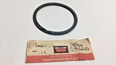 Worthington Compressor Rt60275 Retaining Ring