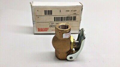Schrader Bellows 089360369 Valve 2 Way Hand Valve 38npt 89360369