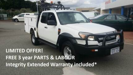 FORD RANGER 4WD WORKSHOP UTE READY FOR WORK Malaga Swan Area Preview