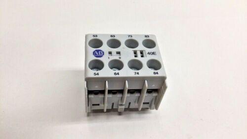 Allen Bradley 100-KFA40E Contact Block