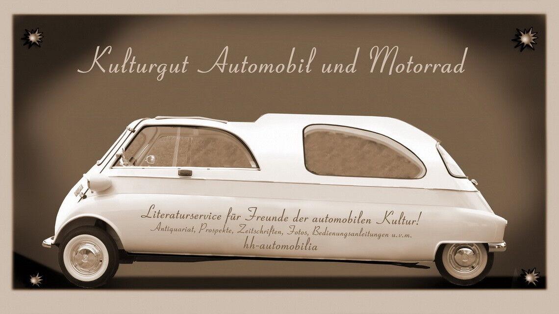 HH-Versandhandel Automobilia