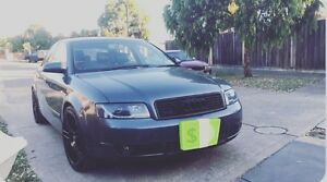 Audi A4 1.8t 2003 6 speed manual Mill Park Whittlesea Area Preview