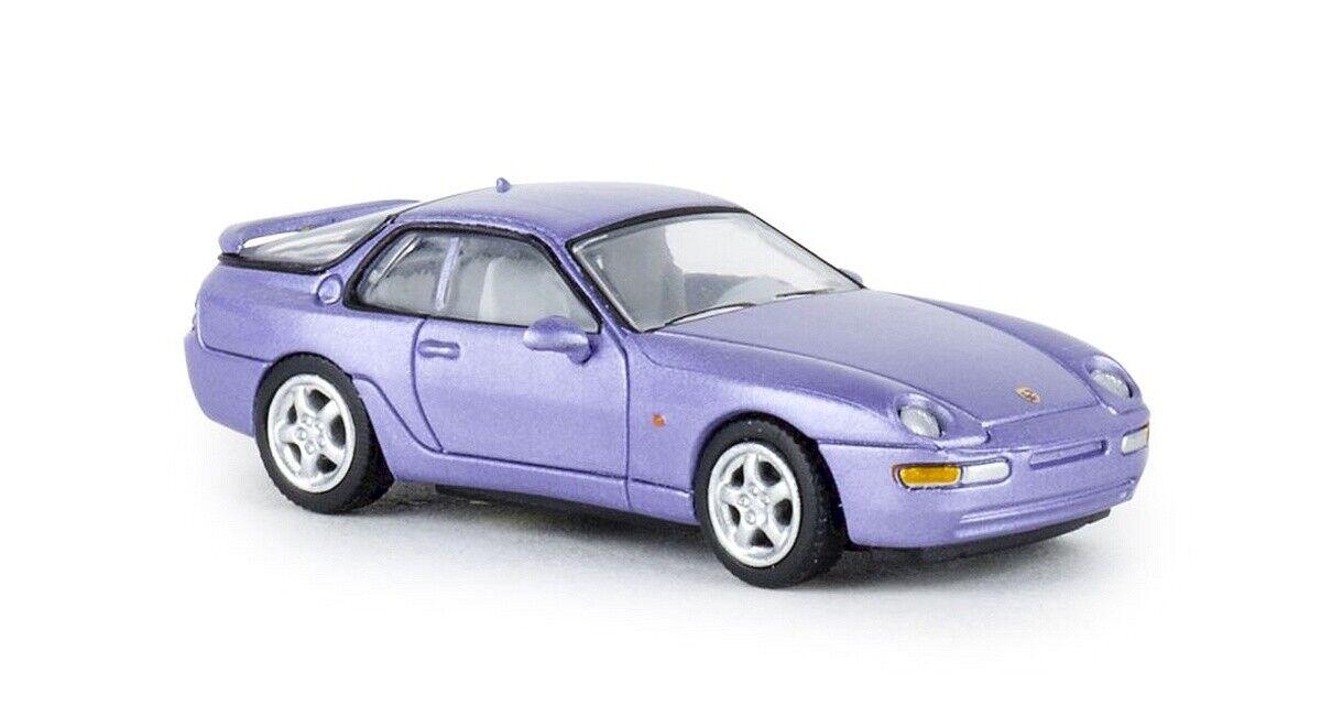 NEU! Premium ClassiXXs 1:87 870015 1991 Porsche 968 blau met
