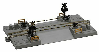 "Kato 20-027 124mm (4 7/8"") Road Crossing Track #2 S124C (1 piece) (N scale) JP"