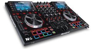 Numark NV II Intelligent 4-Deck Digital DJ Controller with Serato DJ Software