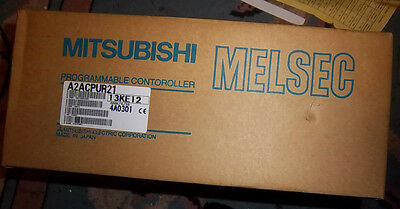 Mitsubishi Melsec A2acpur21 Module Nib Unopened Fast Delivery 12 Mo. Warranty
