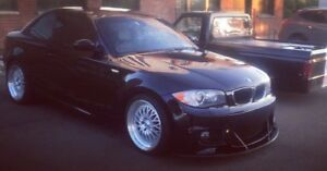 2008 BMW 135i (Twin turbo, upgraded)