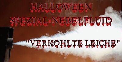 Halloween Nebelfluid, Geruch:  verbrannte Leiche  # - Halloween Nebel