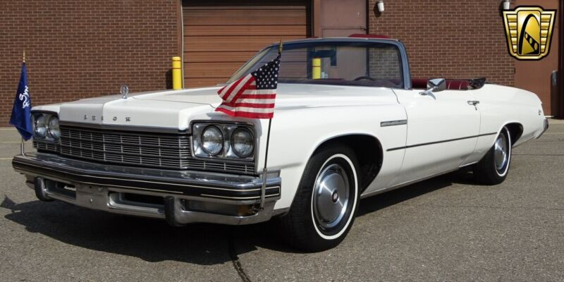 Image 7 Voiture American classic Buick LeSabre 1975