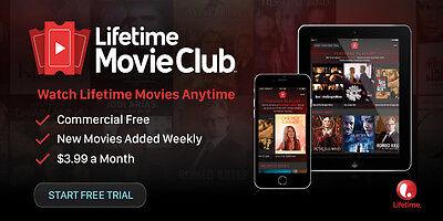 Lifetime Movie Club 12 Month Subscription (US)