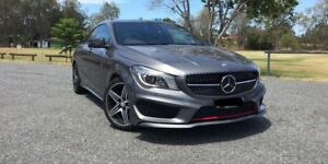 Mercedes Benz CLA 250 4WD 72km only
