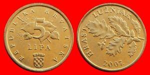 5 LIPA 2007 SIN CIRCULAR CROACIA-0561SC - España - En caso de que el articulo no sea de su agrado dispone de un plazo de catorce dias para su devolucion. Para el reembolso el articulo debe estar en las mismas condiciones en las que se envio. Los gastos de envio y las comisiones de ebay corren po - España