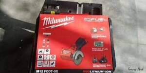 New Milwaukee M12 FCOT CUT OFF TOOL with Case