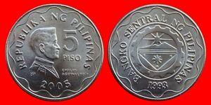 5 PISO 2003 SIN CIRCULAR FILIPINAS-0478SC - España - En caso de que el articulo no sea de su agrado dispone de un plazo de catorce dias para su devolucion. Para el reembolso el articulo debe estar en las mismas condiciones en las que se envio. Los gastos de envio y las comisiones de ebay corren po - España