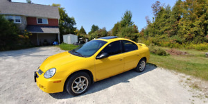 2004 Dodge SX 2.0 Sedan ***GREAT FOR A WINTER BEATER!!!***