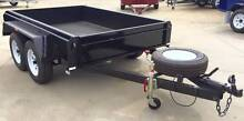 10x5 Heavy Duty Tandem Rolled Body Trailer Braked Salisbury Area Preview