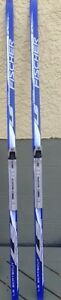 170 cm fisher skate skis - used less than 5 times