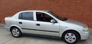2003 Holden Astra Sedan CD TS Manual ONLY 87200k's Glengowrie Marion Area Preview