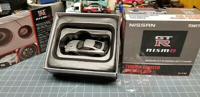 Tomica Limited Vintage NEO Nissan GT-R NISMO 2017 model