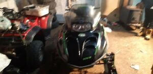2002 ARCTIC CAT ZL600EFI SALE OR TRADE