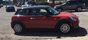 2015 Mini Cooper lease takeover