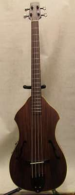 K.YAIRI YB-13E Electric Acoustic Bass Guitar with Hard Case