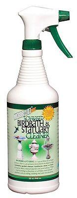Microbe-Lift® Soy Based Birdbath & Statuary Cleaner. Safe for Birds & Fish 32oz - Birdbath Cleaner
