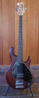 Cusrom 4 string bass guitars amps gumtree australia logan area sterling sub 5 string bass guitar fandeluxe Gallery