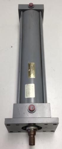 "Miller A61B2N Pneumatic Cylinder PSI-250 Bore-4"" Stroke-16"" Rod Diameter-1"" NEW"