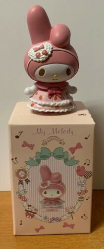 "Sanrio X Miniso 2020 Melody Series 3"" Vinyl Figure Melody in Strawberry Outfit"