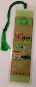 Beautiful-Woven-Keep-It-Simple-Bookmark-AA-verse-NEW
