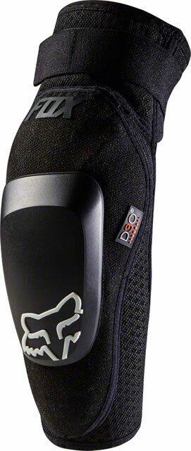 Fox Racing Launch Pro D30 Elbow Pad: Black, MD