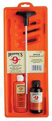 Hoppe's Rifle Cleaning Kit - .22 .223 243 25-06 - Complete Cleaning Kit - U22B