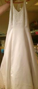 Wedding dress - size 18