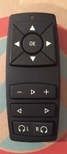 07- 13 BMW X5 X6 Rear DVD Entertaiment Remote Factory Remote