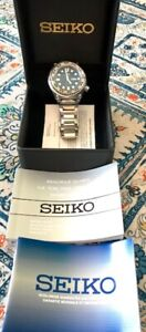 New scuba diver's Seiko watch for sale