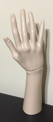 Mannequin Hand Display Jewelry Bracelet Necklace Ring Glove Stand Holde R 12